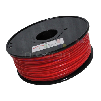 ABS 3mm Rojo
