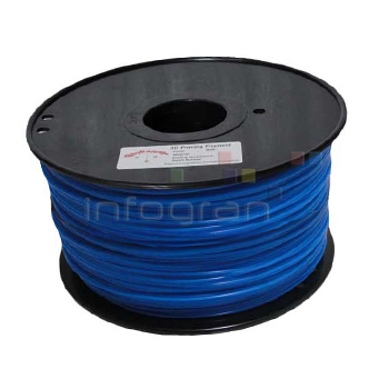 Nylon 1,75mm Azul