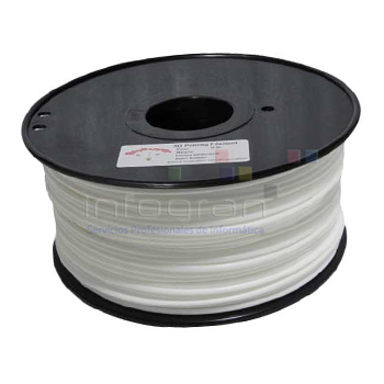 Nylon 1,75mm Blanco
